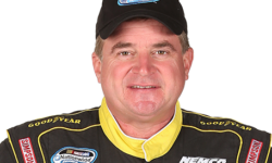 Joe Nemechek and NEMCO Motorsports Persevere for Top-20 Finish