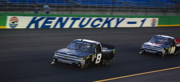 Race Preview — Buckle Up In Your Truck 225