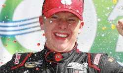 John Hunter Nemechek Earns First Nascar Victory at the Chicagoland Speedway