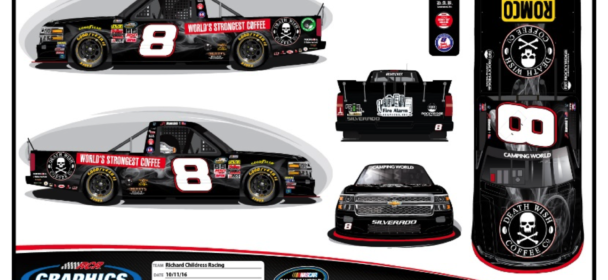 DEATH WISH COFFEE CO. JOINING FORCES WITH JOHN HUNTER NEMECHEK