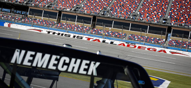 Race Preview — Talladega (Ala.) Superspeedway